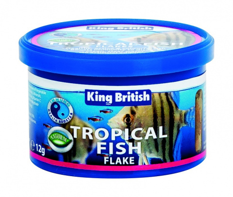King British Tropical Flake  (With IHB) 12g