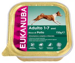 Vanička Eukanuba Adult Chicken 150g