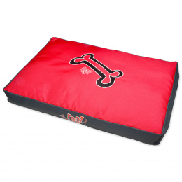 Matrace Flat Podz Red Bone 107x72x11cm