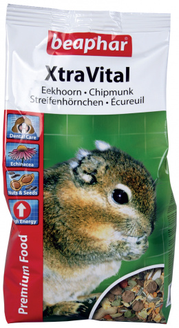 Xtra Vital Chipmunk Food 800g