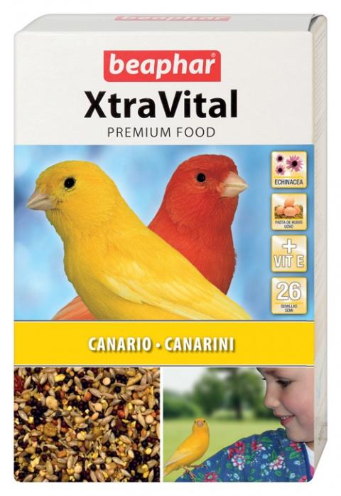 Xtra Vital Canaries 250g