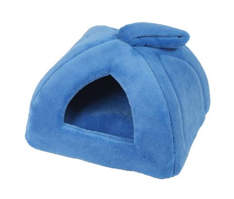 Domeček iglú modý 40x40cm