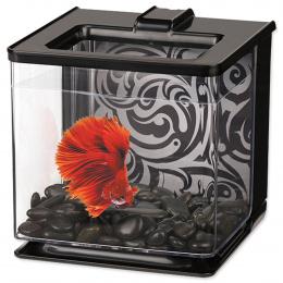 Akvárium Betta EZ Care plast Marina Kit 2,5l černé
