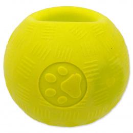 Hračka Dog Fantasy STRONG FOAMED míček guma 6,3cm