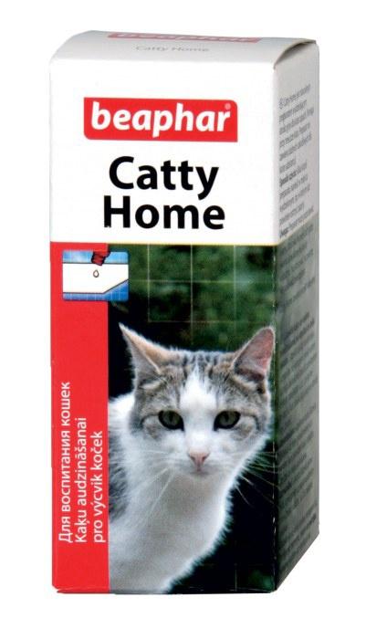 Výcvikové kapky Beaphar Catty Home 10 ml title=