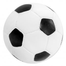 Hračka Dog Fantasy Latex Fotbalový míč se zvukem 7.5cm