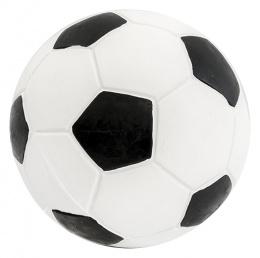 Hračka Dog Fantasy Latex Fotbalový míč se zvukem 10cm