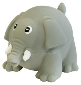 Hračka Dog Fantasy Latex Slon se zvukem 8cm