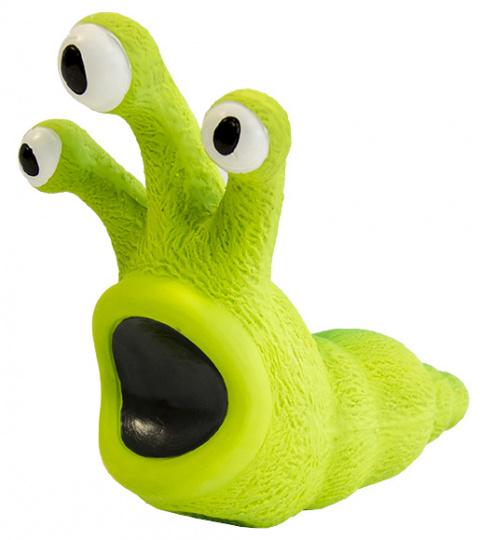 Hračka Dog Fantasy Latex Ufon se zvukem 14cm