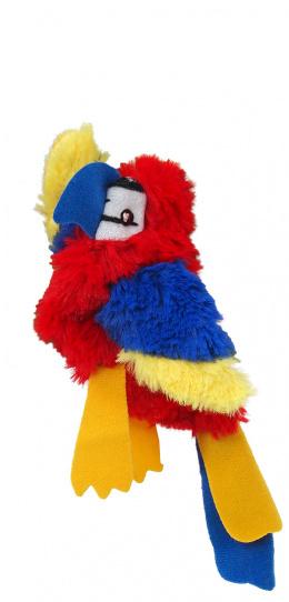 Hračka Magic Cat Skinneeez papoušek 20cm