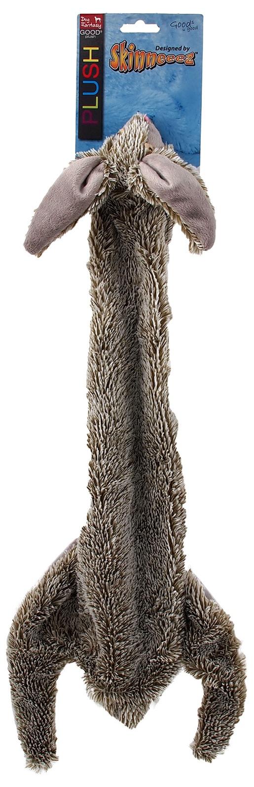 Hračka Dog Fantasy Skinneeez zajíc 55cm