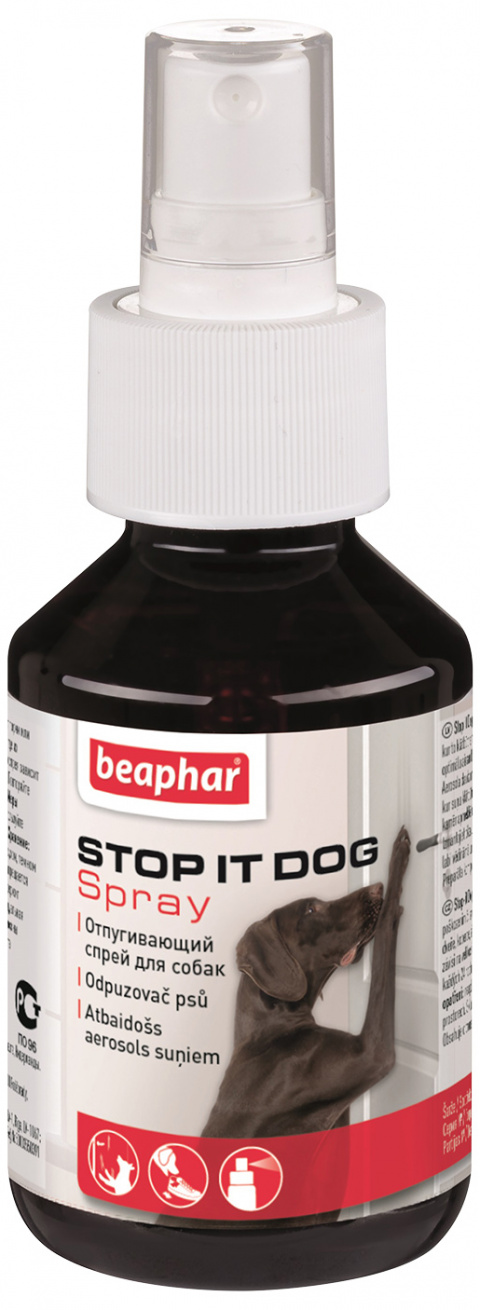 Odpuzovač psů ve spreji Beaphar Stop It Dog 100 ml