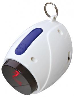 Hračka Light Laser 11cm bílo - modrá
