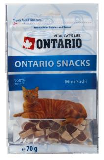 Ontario Snack Mini Sushi 70 g