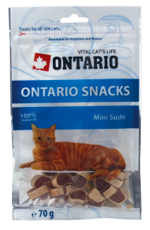 ONTARIO Snack Mini Sushi 70g