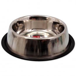 Miska DOG FANTASY nerezová s gumou 23cm