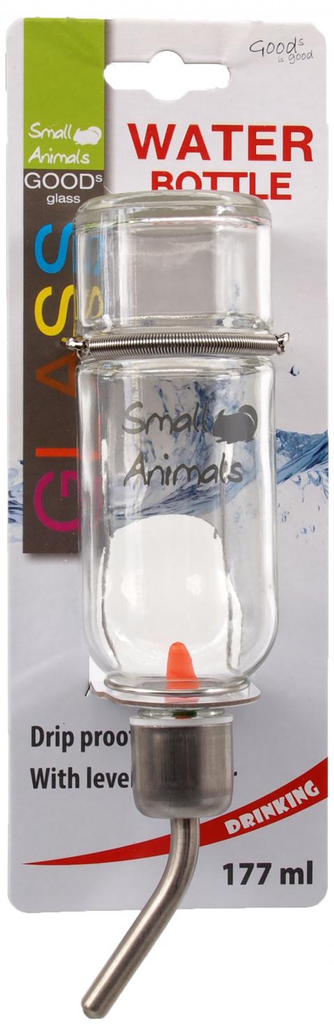 Napaječka Small Animals DELUXE sklo 177ml