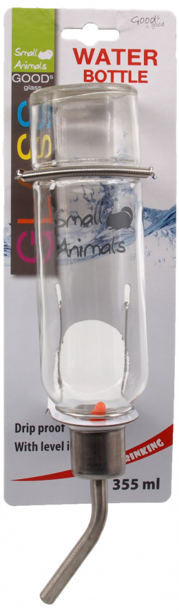 Napaječka Small Animals DELUXE sklo 355ml
