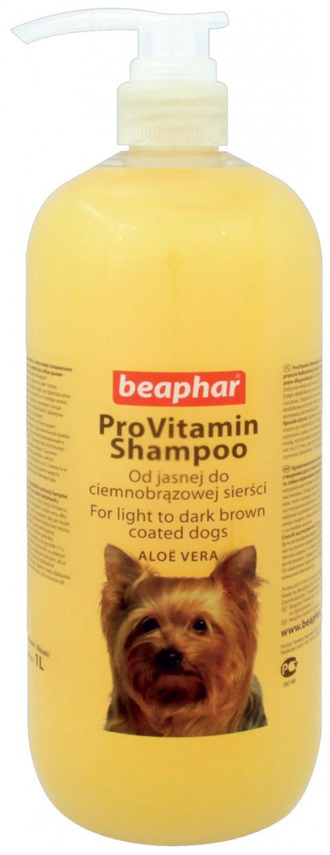 Beaphar šampón zlatá a hnědá srst 1l - krátká expirace