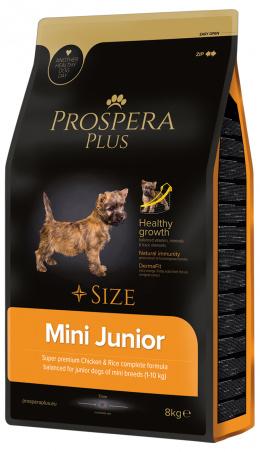 Prospera Plus Mini Junior 8kg  + nálož pamlsků Prospera ZDARMA
