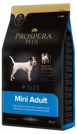 Prospera Plus Mini Adult 8kg  + hračka ZDARMA