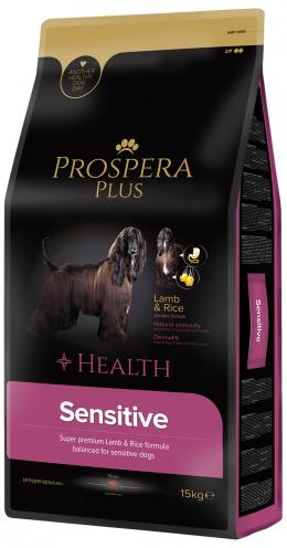 Prospera Plus Sensitive 15kg  + nálož pamlsků Prospera ZDARMA
