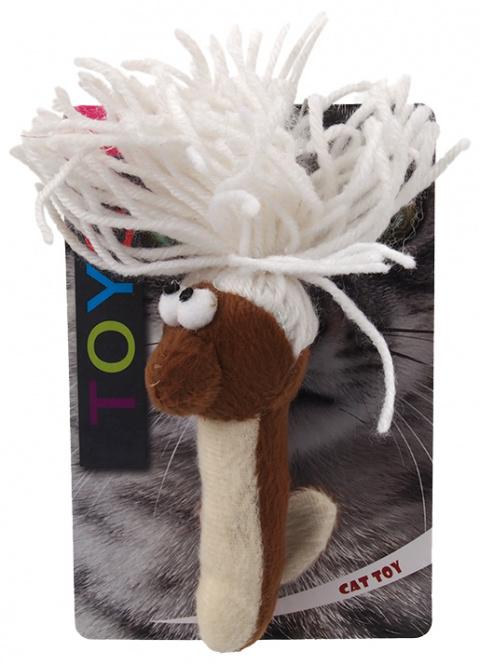Hračka Magic Cat červík bavlněná plyš 13,75cm title=
