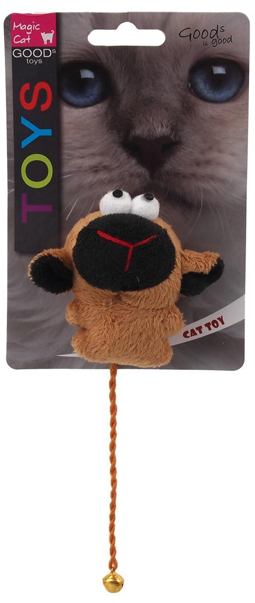 Hračka Magic Cat zvířátko plyš 11cm