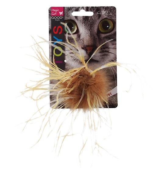 Hračka MAGIC CAT s catnipem 10cm