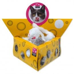 Hračka Magic Cat plyšová myš 5cm