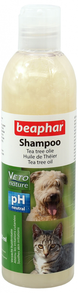 Šampon Beaphar Tea Tree Oil 250 ml
