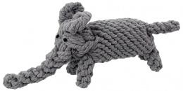Hračka DOG FANTASY slon 40cm