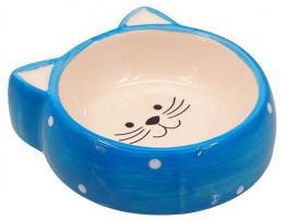 Miska MAGIC CAT keramická s oušky 13 cm