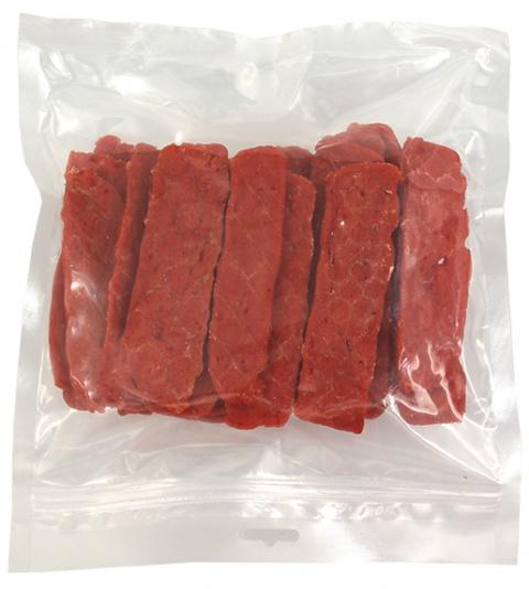 Pochoutka RASCO Dog plátky z hovězího masa 500g
