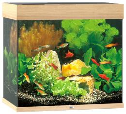 Akvárium Juwel Lido LED 120 dub