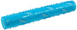 Hračka Dog Fantasy TPR tyč modrá 30cm