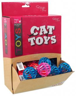 Hračka Magic Cat míček plast 4cm