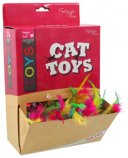 Hračka Magic Cat myška bavlna 6cm