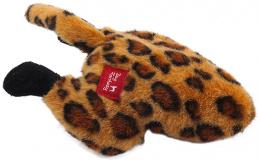 Hračka Dog Fantasy Silly Bums leopard 26cm