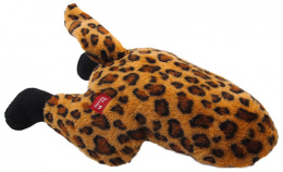 Hračka Dog Fantasy Silly Bums leopard 41cm
