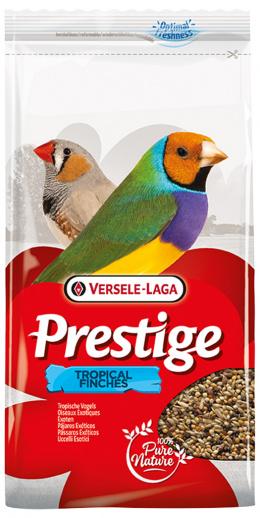 Krmivo Prestige pro drobné exoty 1kg