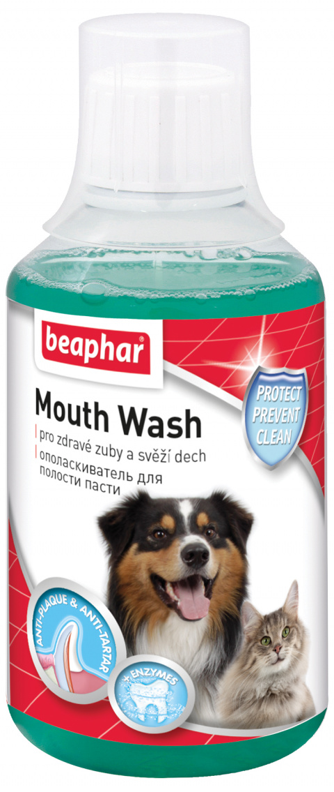 Ústní voda Beaphar Mouth Wash 250 ml
