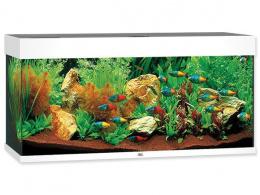 Akvárium Juwel Rio LED 180l bílá
