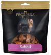 Pochoutka Prospera Plus mini kosti z králíčího masa 230g