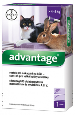 Advantage 80mg spot-on 1x 0,8ml