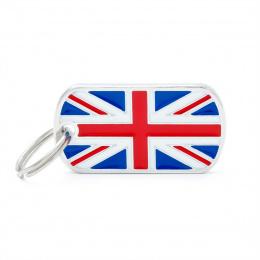 Známka My Family vlajka Anglie