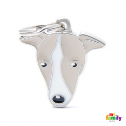 Známka My Family Friends Greyhound