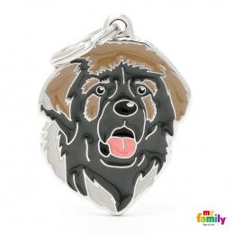 Známka My Family Friends Leonberger