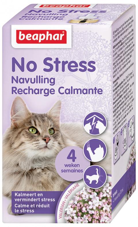 Náplň náhradní No Stress Kočka 30ml