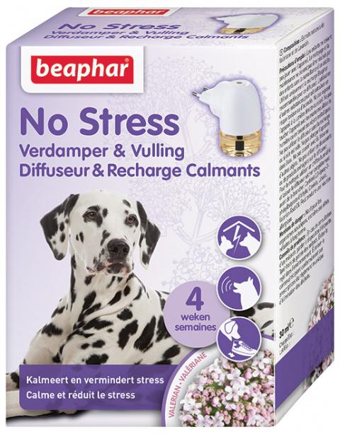 Sada pro psy s difuzérem Beaphar No Stress 30 ml